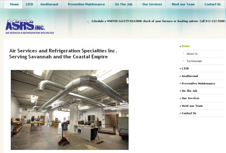 Air Services Refrigeration