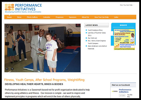 Performance Initiatives Fitness