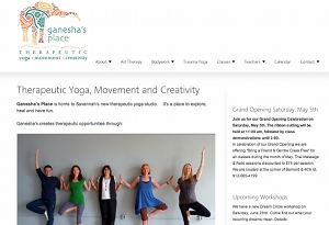 Ganesha's Place Therapeutic Yoga