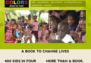 I See Colors – Haiti Kids Book