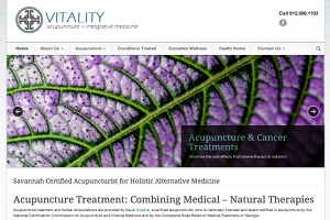 Vitality Acupuncture Savannah