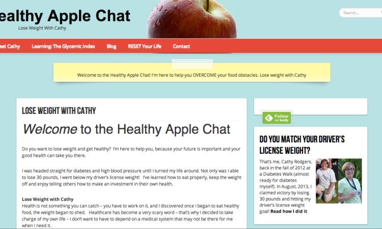 Healthy Apple Chat