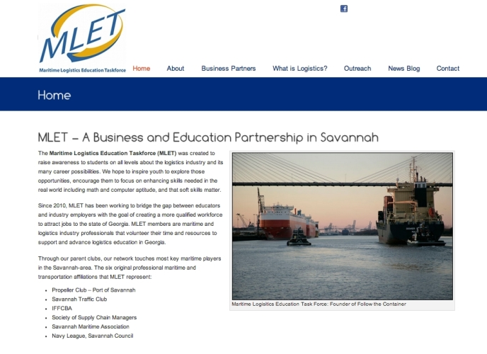 Maritime Logistics Education Taskforce